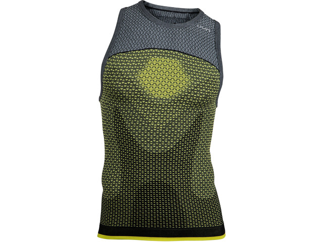 UYN Running Alpha OW Singlet Herren tonic yellow/sleet grey